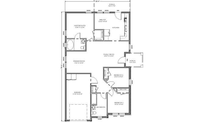 Apartment Floor Plans Bedroom