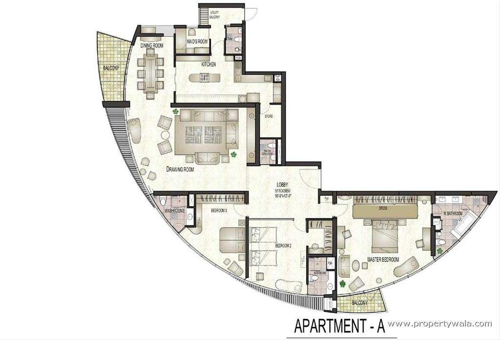 Apartment Floor Plans Home Design Ideas Interior