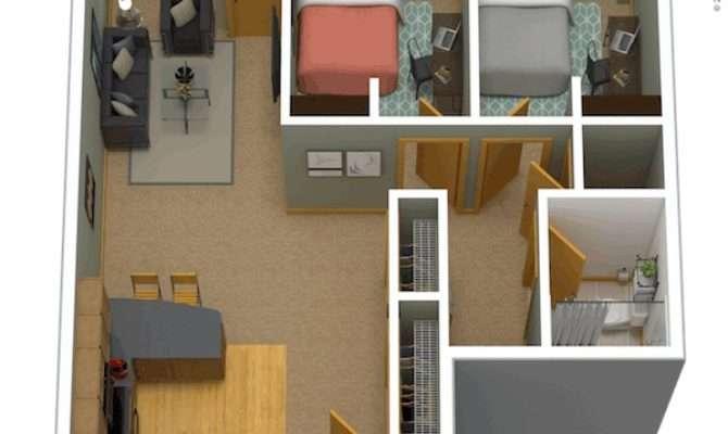 Apartment Floor Plans Near Marquette Marq