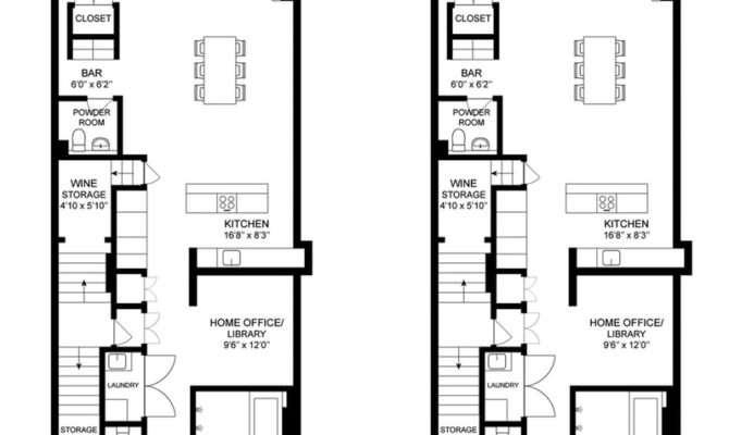Apartment Garage Studio Floor Lovable Small Plans Clipgoo