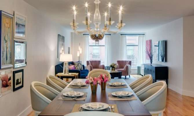 Apartment Small Living Room Dining Combo Decorating