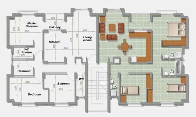 Apartments Floor Plans Bedrooms Talentneeds