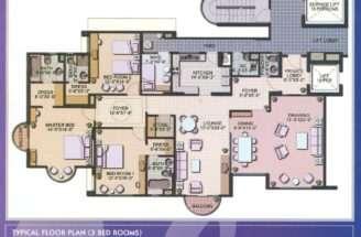 Apartments Karachi Bedroom Apartment Floor Plan Dha Today