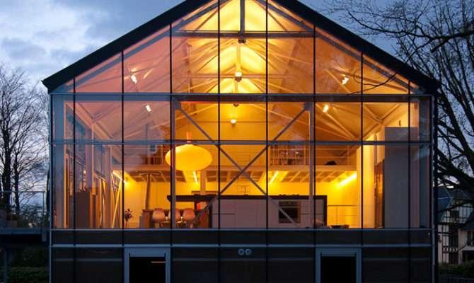 Archi Choong Eco Greenhouse Design Asse Belgium