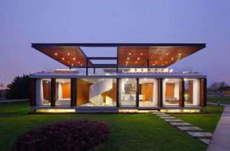 Architect House Spiral Stairs Peru Fubiz Media