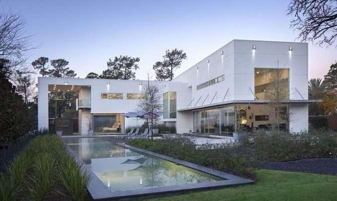 Architectural Architecture Dream Houses Houston Texas Design
