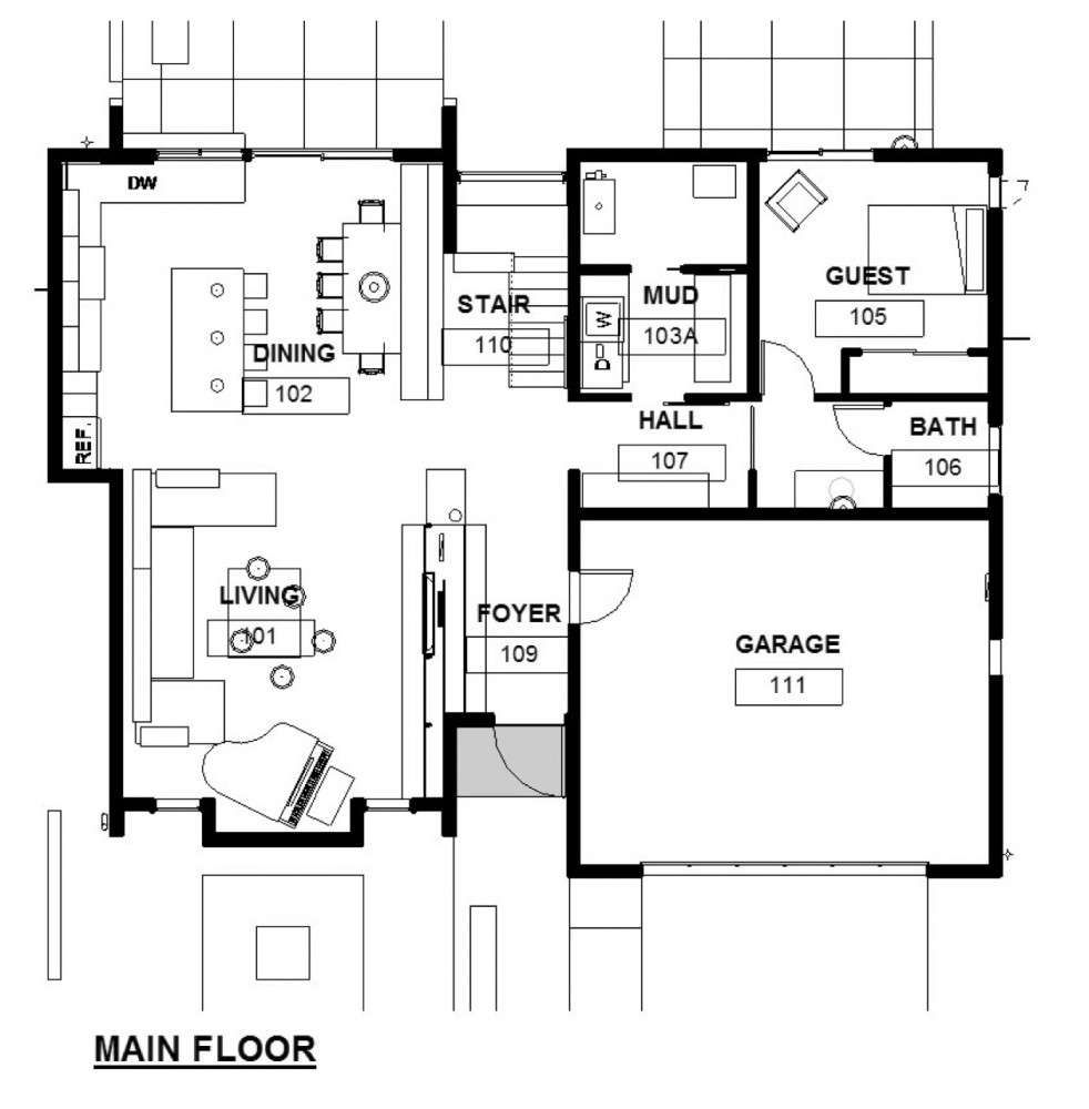 Architectural Designs Plans Homes Floor