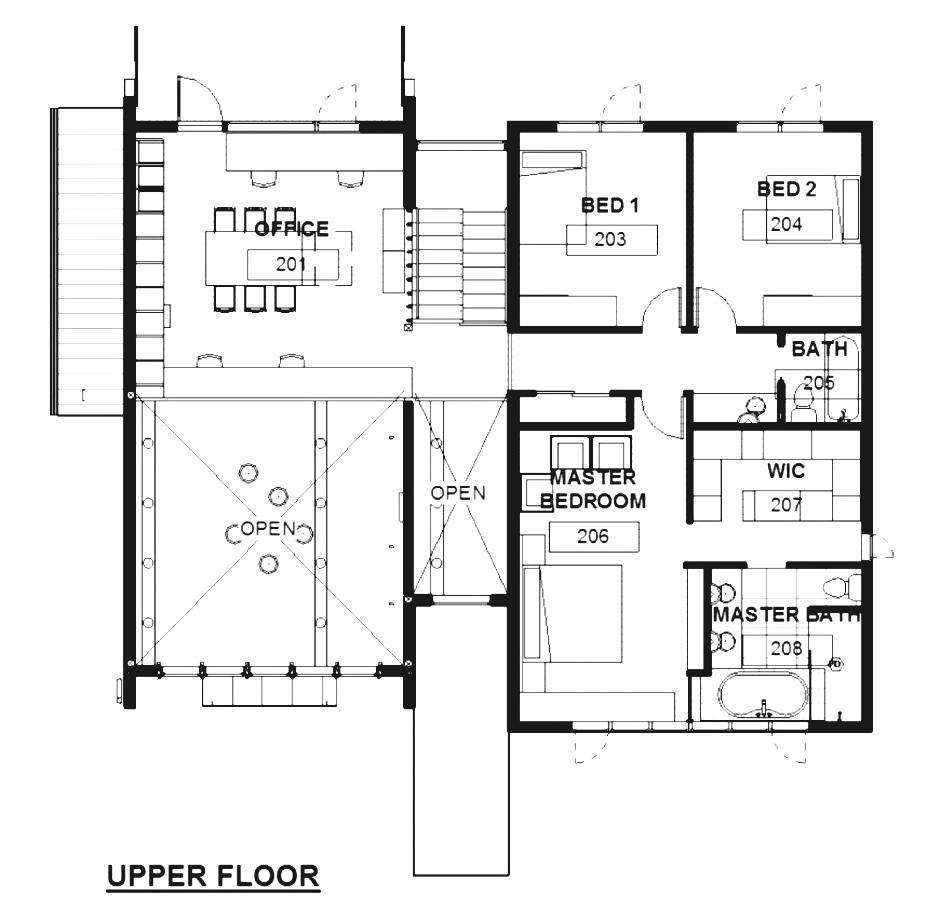 Architectural Home Design Plans Modern House