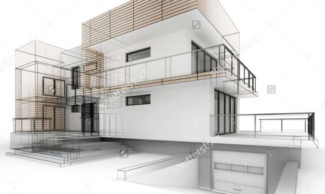 Architectural Plans Residential Houses Office Clipgoo