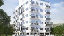 Architectural Rendering Modern Apartment Building Arystudios