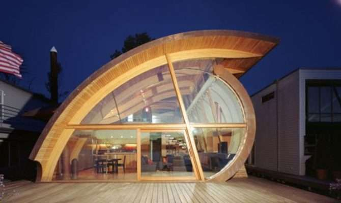 Architectural Wonders Curved Roof Buildings