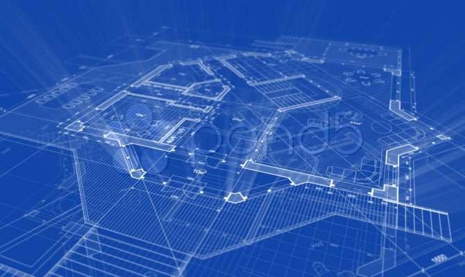 Architecture Blueprint Res Video