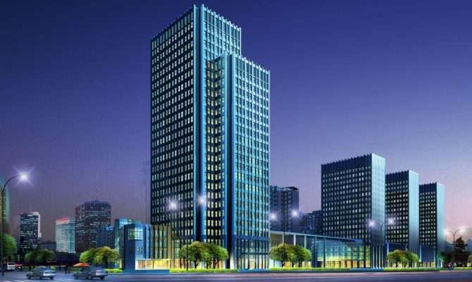 Architecture Design Commercial Buildings