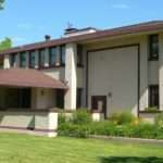 Architecture Frank Lloyd Wright Style House Plans Sutton