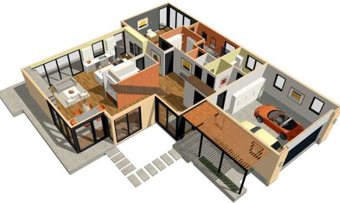 Architecture Home Design Homes Floor Plans