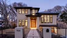 Architecture Luxury Modern House Tritmonk Exterior