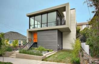Architecture Modern Small Contemporary House Architectural Designs