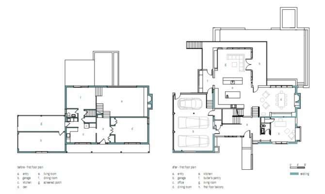 Architecture Photography First Floor Plan