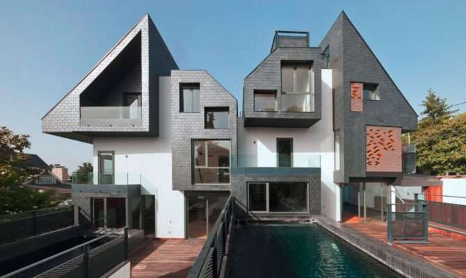 Architecture Photography Houses Homes Nodo Architects