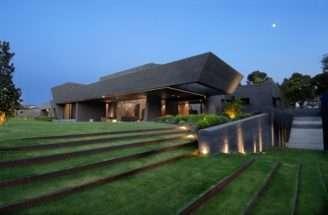 Architecture Ultra Modern Concrete House Cero Architects