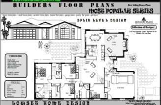 Areas Split Level Design Floor Plans Home House Sale