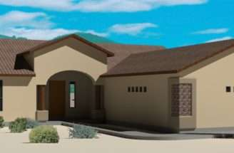 Arizona House Plans Southwest Home