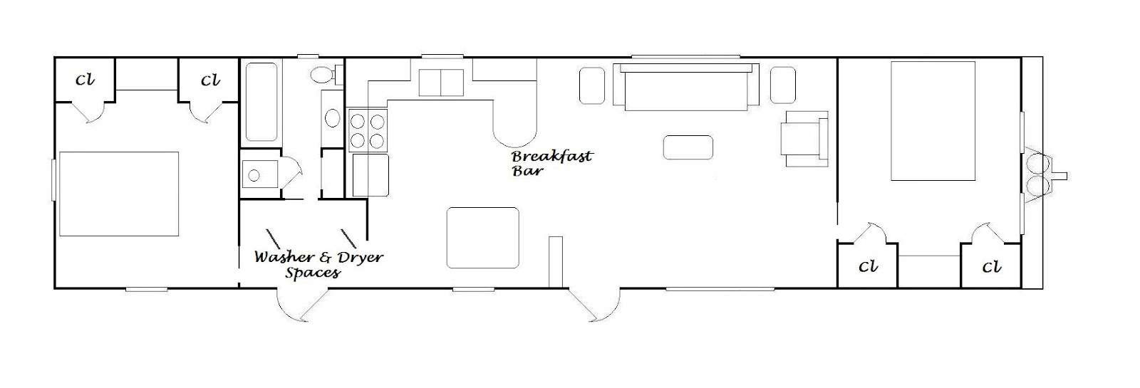 Artistic Foot Wide House Plans Building