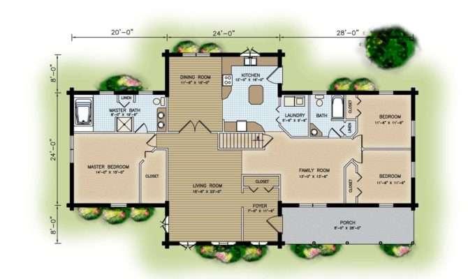 Artistic House Floor Plans Blueprints Home