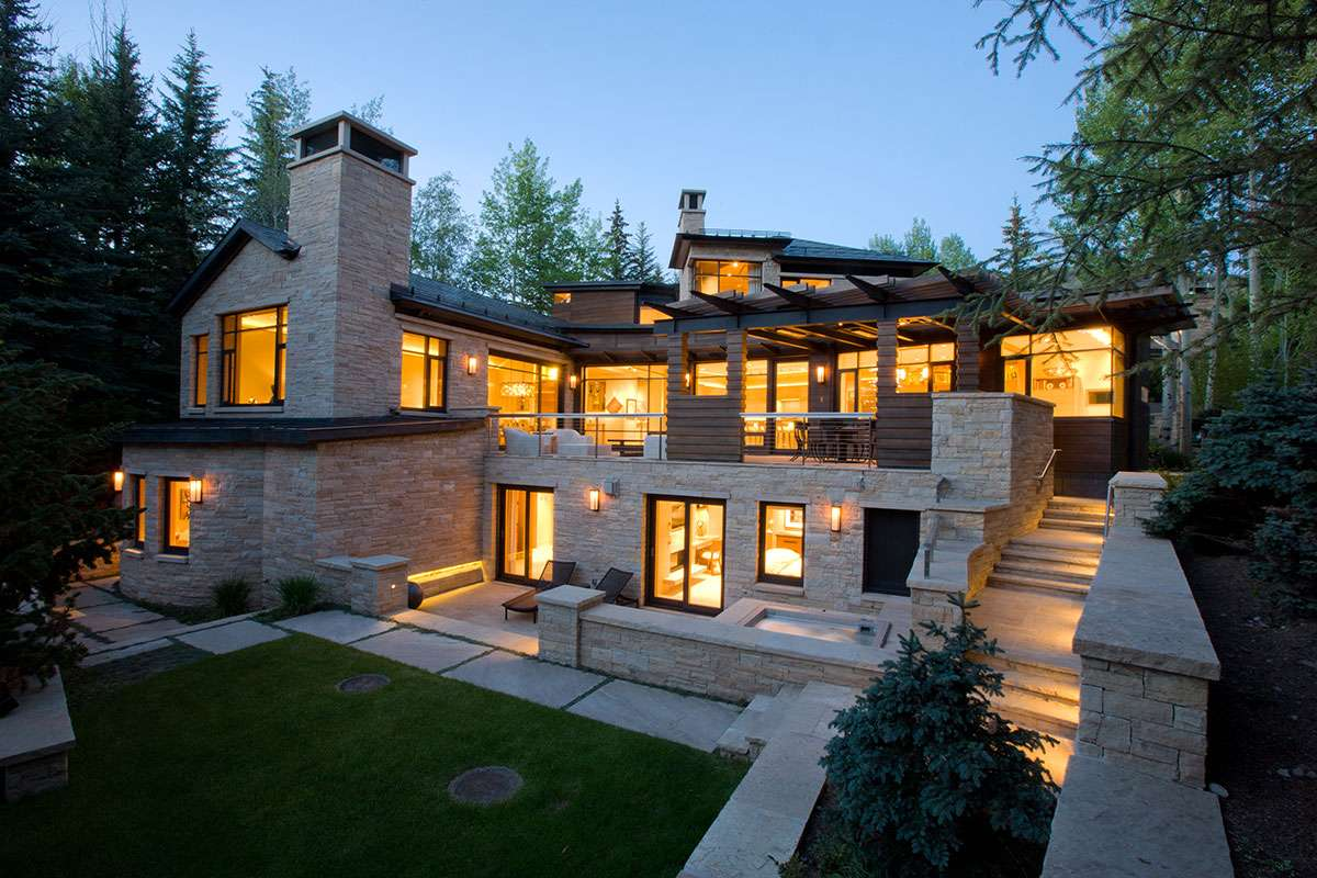 Aspen Modern Contemporary Home Enterprises