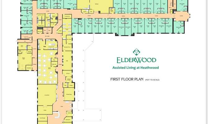Assisted Living Floor Plans Elderwood