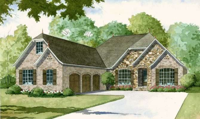 Astonishing Country Home Plans Vaulted Great Room