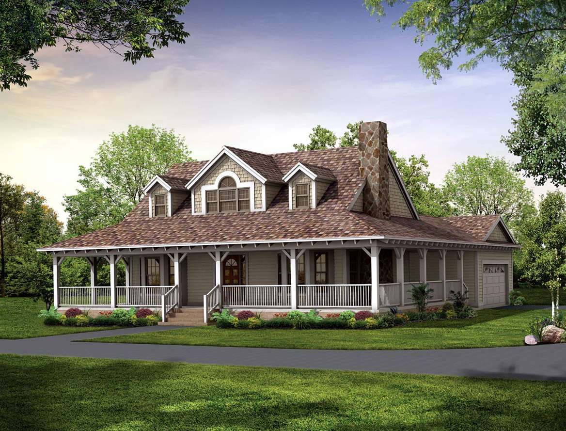 Astonishing Trend House Plans Wrap Around Porch