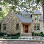 Atlanta Stone Cottage Contemporary Charm Castro