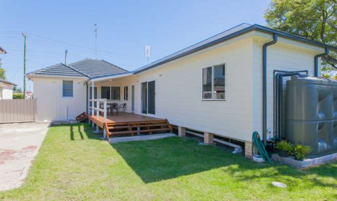 Attached Granny Flats Create Space Privacy Backyard