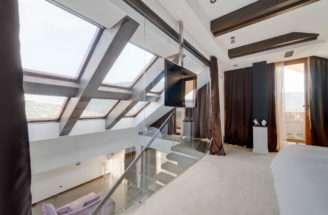 Attic Apartment Design Ideas Cetatuia Loft Brasov Romania