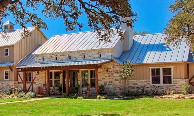 Austin Texas Hill Country Home Plans
