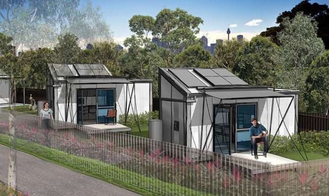 Australia First Tiny Home Project Approved Nsw