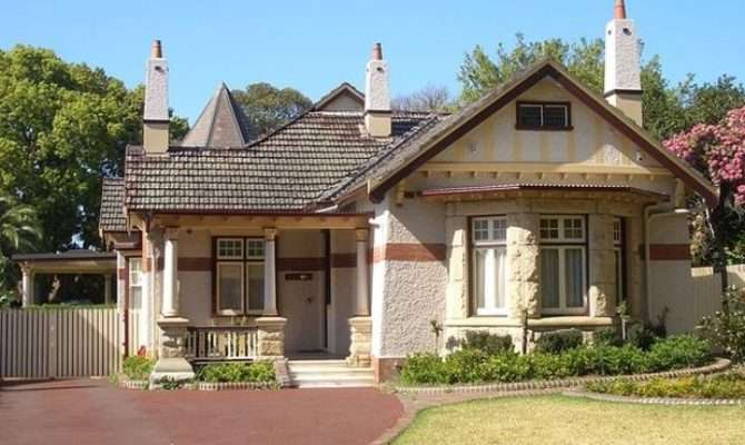 Australian Federation House Design Style Architectural