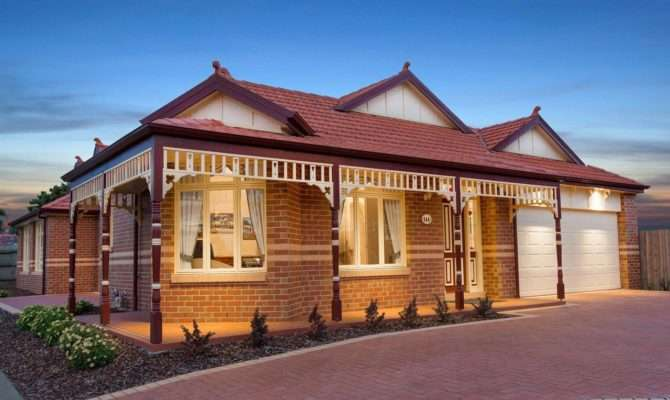 Australian Federation House Designs Home Design Style