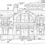 Autocad House Drawings Home Construction