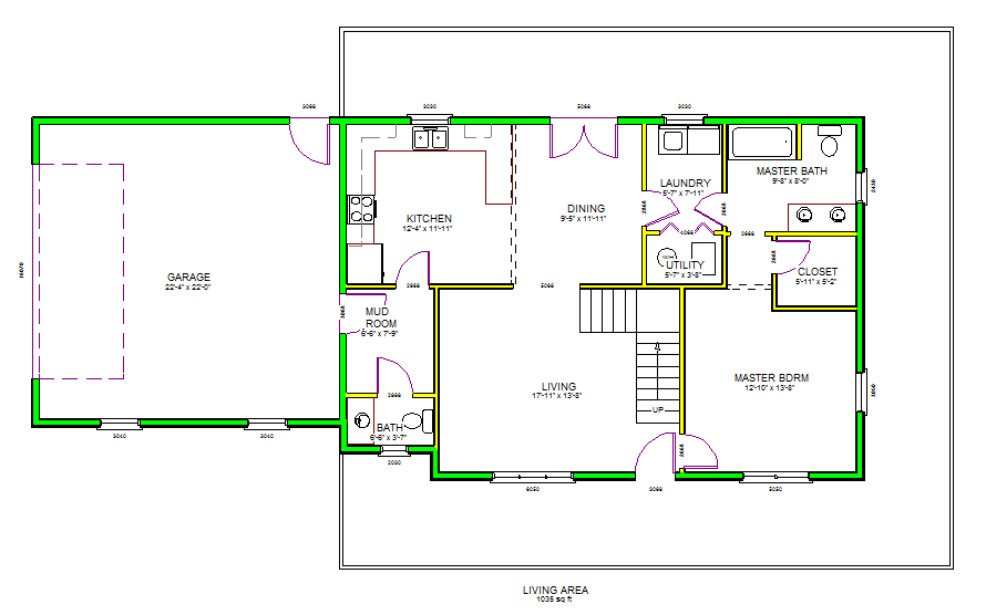 Http Iche2008 Info Ideas How To Make A House Plan Using Autocad Html