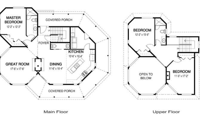 Award Winning Architectural Cedar Home Plans Glenorchard