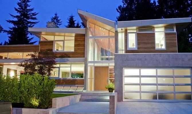 Award Winning Contemporary Design North Vancouver Werner