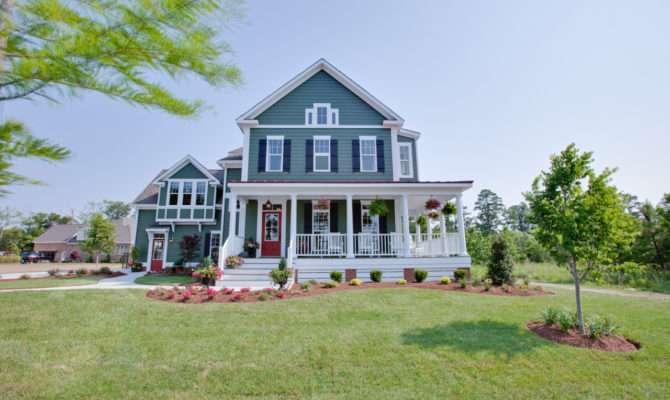 Award Winning Farmhouse Plan Maverick Custom Homes