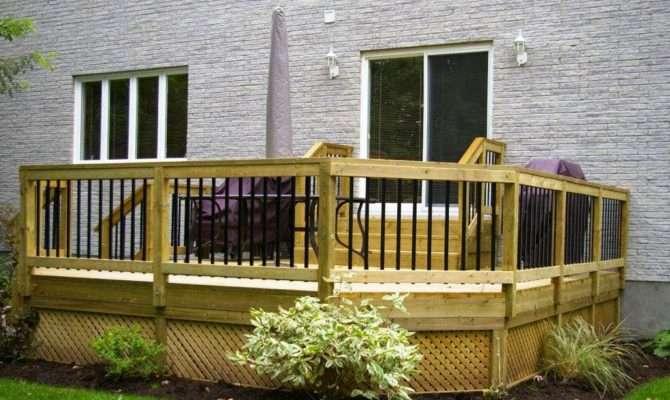 Awesome Backyard Deck Design Ideas