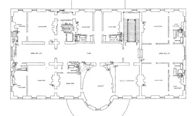 Awesome Big House Plans Floor