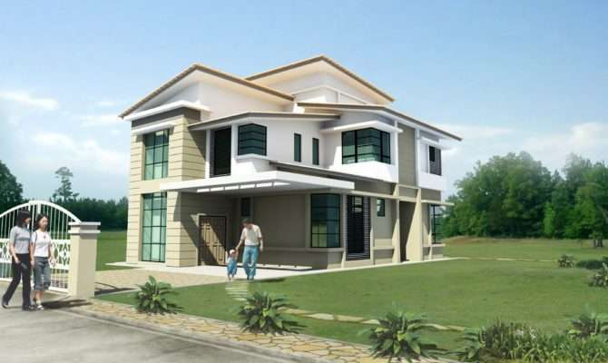 Awesome Elevations House Home Appliance