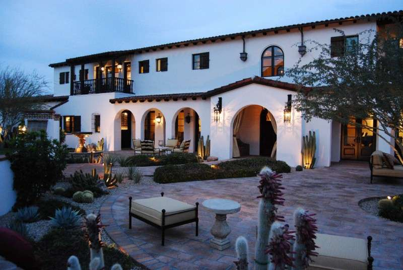 Awesome Inspirations Spanish Colonial Homes Decohoms
