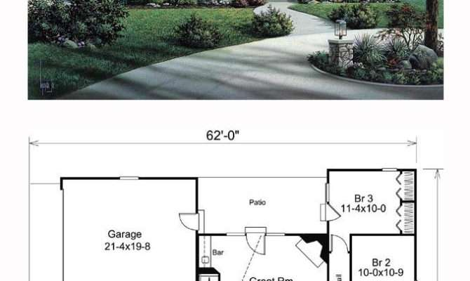 Awesome Ranch House Plans High Ceilings Plan