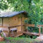 Awesome Rustic Garden Mini House Digsdigs
